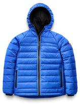 Canada Goose Sherwood Hooded Puffer Jacket, Royal Blue, Size XS (6-7)-XL(12-14)