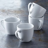 Williams Sonoma Open Kitchen Espresso Cups, Set of 4