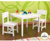 Kid Kraft White Aspen Table/Chair Set