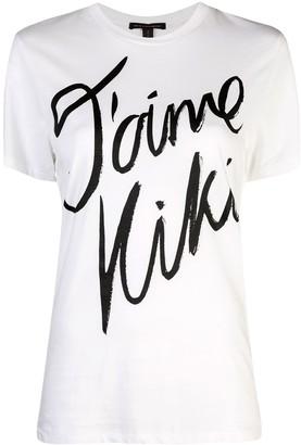 Kiki de Montparnasse J'aime Kiki T-shirt