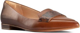 Clarks Laina 15 Pointed Toe Loafer