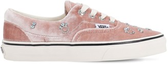 Vans Sandy Liang Era Velvet Sneakers