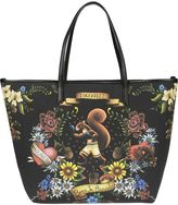 DSQUARED2 Printed Shopper Bag