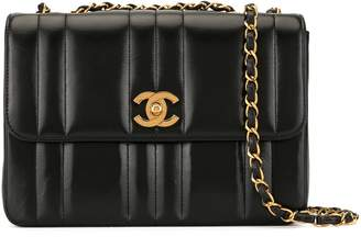 Chanel Pre-Owned 1995 Mademoiselle chain shoulder bag