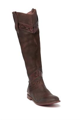 Bed Stu Midge Western Leather Boot