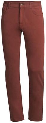 Boglioli Cotton Twill Trousers
