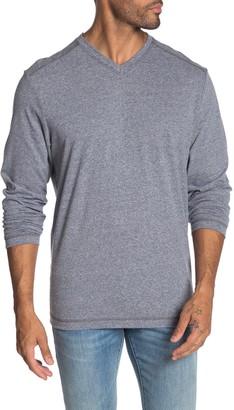 Tommy Bahama Lanikai V-Neck Long Sleeve T-Shirt
