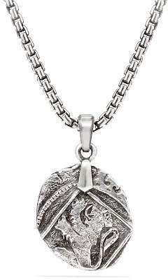 David Yurman Men's Shipwreck Coin Amulet