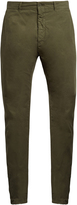 Tomas Maier Cotton-poplin chino trousers