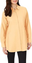 Thumbnail for your product : Foxcroft Cici Non-Iron Tunic Blouse