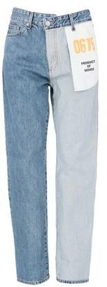 Monse Denim trousers