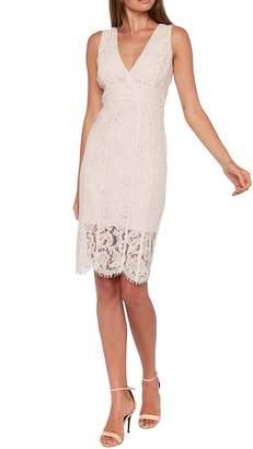 Bardot Lisa Lace Sheath Dress