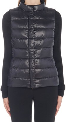 Herno Zipped Puffer Vest