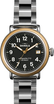 Shinola The Runwell Coin Edge 38mm