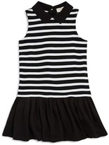 Kate Spade Girls' Drop Waist Dress - Big Kid