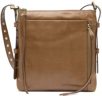 Hobo Treaty Leather Crossbody Bag