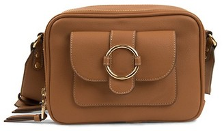 Lulu Bristol Double Zip Camera Bag Crossbody