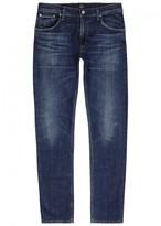 Citizens Of Humanity Citizens Of Humanity Bowery Dark Blue Straight-leg Jeans