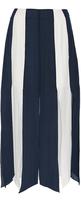 Jonathan Simkhai Silk Flag Skirt