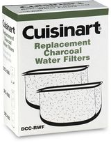 Cuisinart Replacement Charcoal Water Filters (Set of 2)