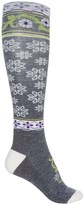 Point 6 Point6 Ornament Extra-Light Socks - Merino Wool, Over the Calf (For Women)