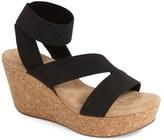 Splendid Women's 'Gavin' Elastic Strap Wedge Sandal