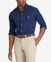 Polo Ralph Lauren Men's Big & Tall Classic-Fit Featherweight Mesh Shirt