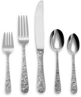 Bed Bath & Beyond Repousse Sterling Silver 5-Piece Flatware Place Setting