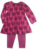 Pink Chicken Edie Dress & Leggings 2-Piece Set