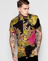 Religion Short Sleeve Hawaiian Shirt