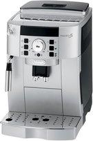 De'Longhi DeLonghi Compact Automatic Cappuccino, Latte and Espresso Machine - ECAM22110SB - Silver/Black