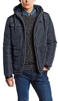 DreiMaster Men's Long Sleeve Jacket - Black -