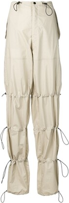 Unravel Project Drawstring Utility Trousers