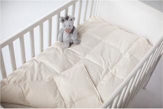 Ogallala Flora 600 Fill Power Extra Lightweight Crib Comforter