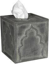 John Robshaw Lotus Tissue Box Cover