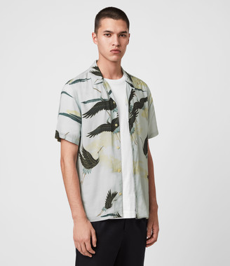 AllSaints Yonder Short Sleeve Shirt
