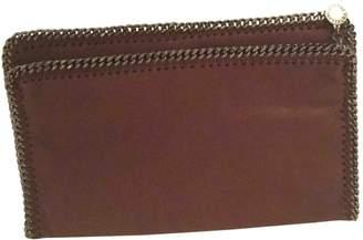 Stella McCartney Stella Mc Cartney Falabella Burgundy Patent leather Clutch bags