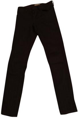Sandro Navy Denim - Jeans Jeans for Women