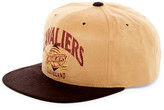 Mitchell & Ness Cavaliers Faux Suede Snapback