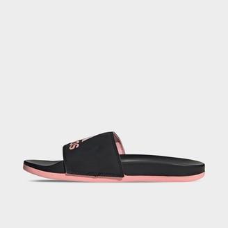 adidas Women's Adilette Comfort Slide Sandals