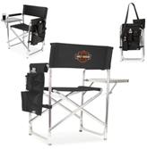 Picnic Time Harley-Davidson Folding Sports Chair