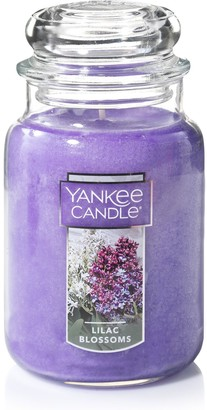 Yankee Candle Lilac Blossoms 22-oz. Large Candle Jar
