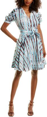 Diane von Furstenberg Indra Wrap Dress