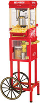 Nostalgia Electrics Nostalgia KPM200CART 45-Inch Tall Vintage Collection 2.5-Ounce Popcorn Cart