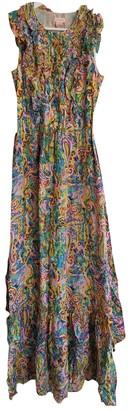 Collette Dinnigan Multicolour Silk Dress for Women