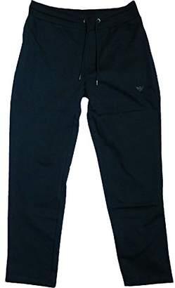 Armani Jeans Men's 8n6p876j07z Sports Trousers, Navy,Large