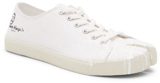 Maison Margiela Pollock Split-Toe Canvas Sneakers