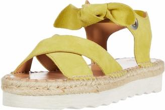 Frye Women's Lula Bow Espadrille Wedge Sandal