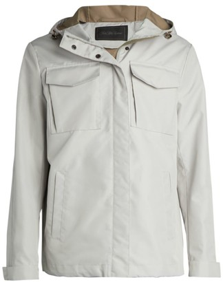 Saks Fifth Avenue COLLECTION Patch Pocket Anorak Jacket