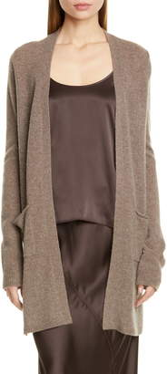 ATM Anthony Thomas Melillo Cashmere Open Cardigan